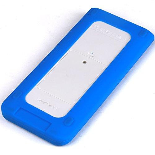 Guerrilla Silicone Case for Texas Instruments TI Nspire CX/CX CAS Graphing Calculator, Blue Photo #2