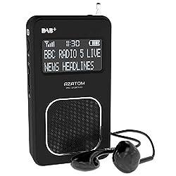best pocket dab radios uk 2017 2018 best radios. Black Bedroom Furniture Sets. Home Design Ideas