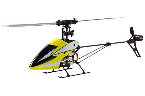 XciteRC 13004500 Flybarless 245 Trainer V2.0 Single Blade-4 Kanal ARTF Hubschrauber