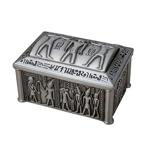 NA/ Joyería antigua vintage decoración del hogar regalo caja de almacenamiento collar pulsera anillo caja para joyería caja de almacenamiento sudaderas hombres