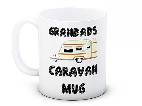 Grandad\'s Caravan Mug - Kann personifiziert werden - Hochwertigen Kaffeetasse Becher