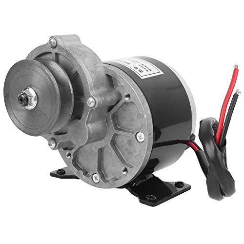 Alomejor1 Electro Motor 12V 250W Motor de Engranaje Motor de Cepillo Triciclo eléctrico Motor de CC Motor Cepillado Motor de Bicicleta eléctrica