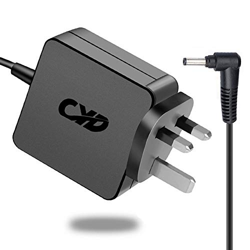 CYD 45W 20V 2.25A PowerFast-Replacement for Laptop-Charger Lenovo IdeaPad 100S 100 110 110S 120 120S 310 320 510 510S 520 710S Chromebook-N22 N23 N42 Yoga 710 Flex 4 5