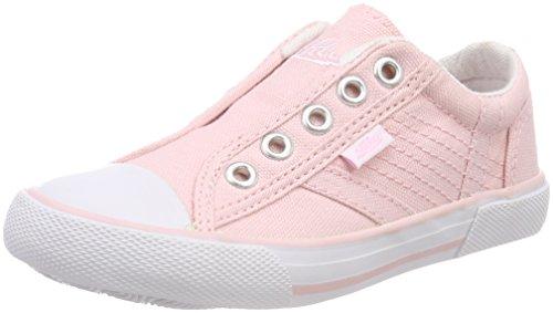 Lico Mädchen Conny Slip On Sneaker, Pink (Rosa), 35 EU