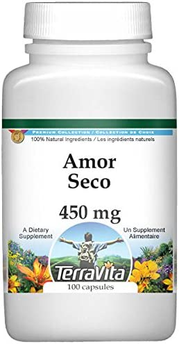 El Paso Mall Amor Seco - 450 mg 100 2 ZIN: Capsules Pack Free shipping / New 518937