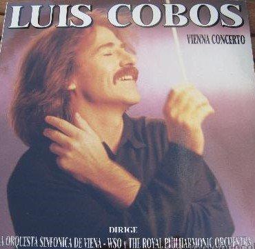 Vienna concerto Vinilo Luis Cobos