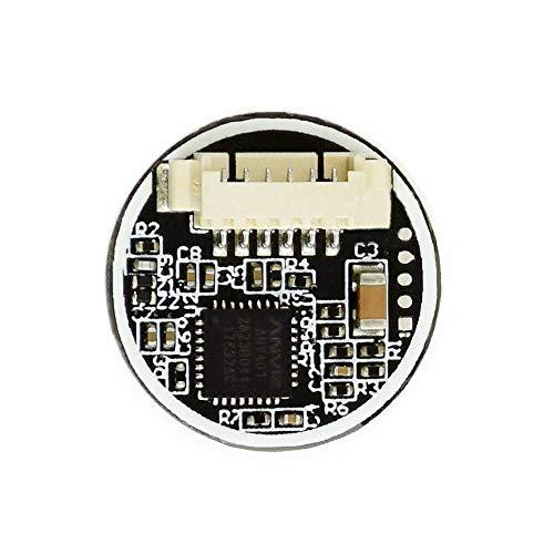 hgbygvuy Modulo di riconoscimento delle Impronte digitali capacitive Collezione del sensore Touch Sensore e identificazione UART Modulo di Impronta Digitale Sequenziale Scheda S
