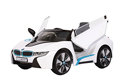 Prinsel – Juguete Auto BMW I8, color blanco (1235)