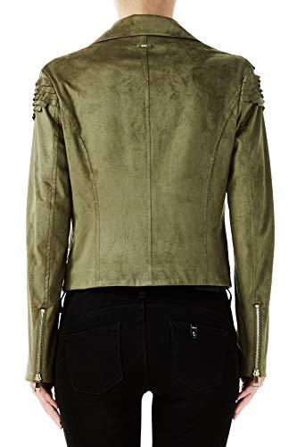 Liu Jo Jeans 1 - Giubbotto col. x0261 Verde WA0074E0679