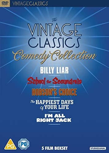 The Vintage Classics Comedy Coll...