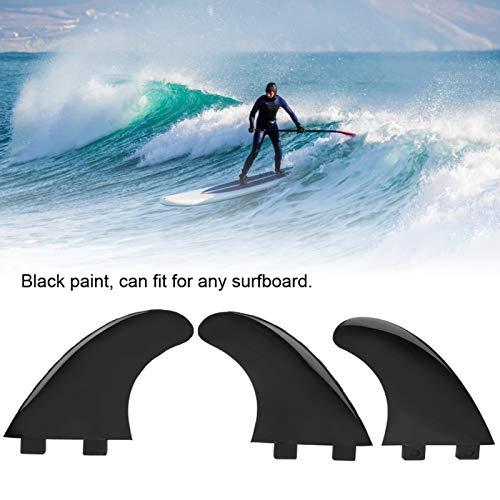 Tomantery Accesorio de Surf Correa Ligera para Tabla de Surf, Accesorios de Surf, Al Aire Libre(Surfboard Rudder)