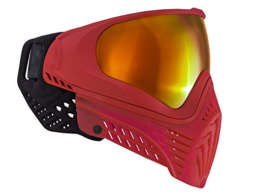 Virtue VIO XS Thermal Paintball Goggles/Masks - Crystal Fire