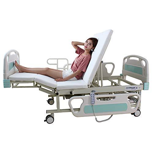 Multifonction lit médicalisé électrique, réglable Accueil Agées Soins infirmiers Lit électrique pour le patient