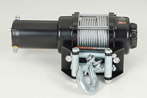 Awsgtdrtg Torno eléctrico de la Cuerda de Alambre de 12V 3000 LBS...