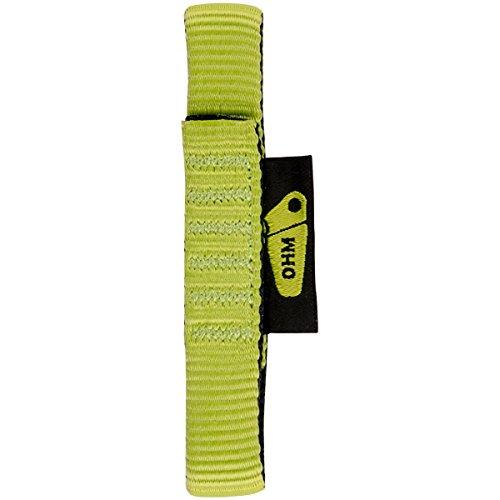 EDELRID Jim Ohm Loop 16mm - Slate/Oasis