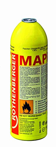 Rothenberger MAPP Gas, 750 ml