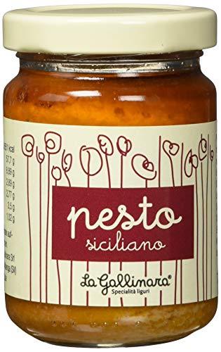 La Gallinara Pesto Siciliano, Pesto nach sizilianischer Art