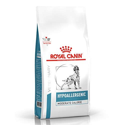 Royal Canin - Comida para perros de 14 kg, hipoalergénica, moderada, con calorías clínicas