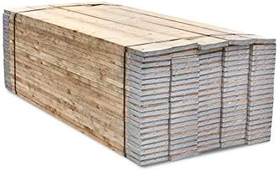 Bandas de extremo para tabla de andamios