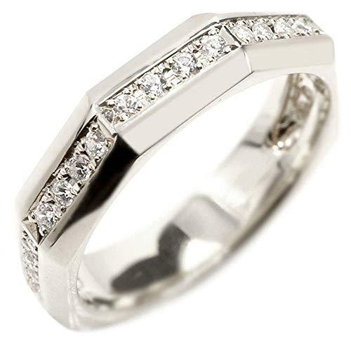 [アトラス]Atrus リング レディース pt900 プラチナ ダイヤモンド 指輪 22号