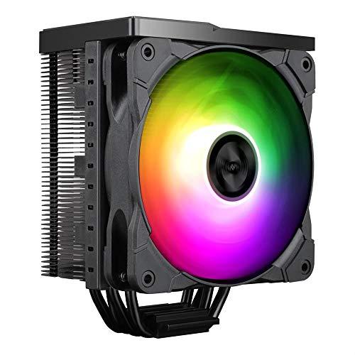 ABKONCORE Ventilateur CPU Universel Cool Storm T408B Black