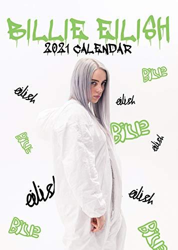 Billie Eilish 2021 Calendario A3