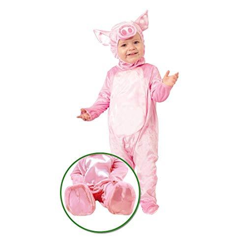 Guirca - Disfraz cerdito Baby (81095)