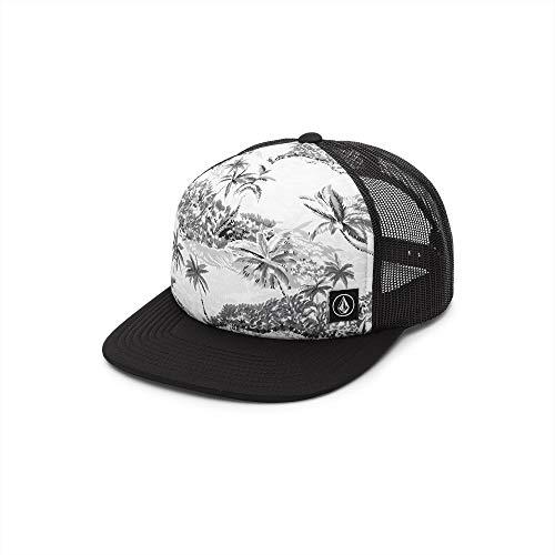 Volcom Im Not Shore Hat Gorra, Mujer, White, O/S