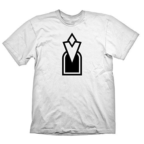 Skyrim T-Shirt Questdoor, Größe XL
