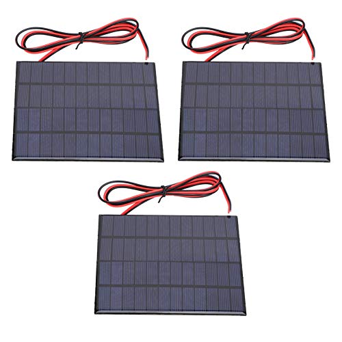 Solar Panel Battery, Eco‑Friendly Snowproof Solar Cell, Pollution‑Free Convenient for Lawn Lights Solar Landscape Lights