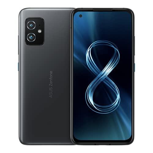 Asus Zenfone 8 ZS590KS 128G 8G RAM Factory Unlocked (GSM Only   No CDMA - not Compatible with Verizon/Sprint) International Version - Black