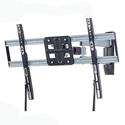 AmazonBasics Performance vollbewegliche TV-Dreiarm-Wandhalterung für 127-215,9 cm (50-85 Zoll) TV-Geräte