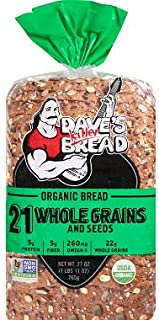 Dave's Killer Bread 21 Whole Grains And Seeds Organic Bread 27 oz. A1