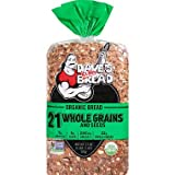 Dave's Killer Bread 21 Whole Grains And Seeds Organic Bread 27 oz. (pack of 3) A1