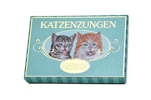 Krönner Katzenzungen Edel-Vollmilch 38%