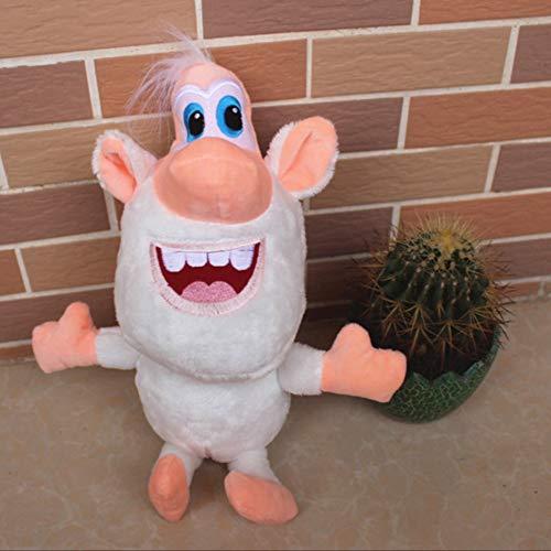yqs Plüschtier 35cm Heiße Russische Animation Booba Buba Plüschtier Puppen Süße Muppets Schönes Geschenk Für Kinder