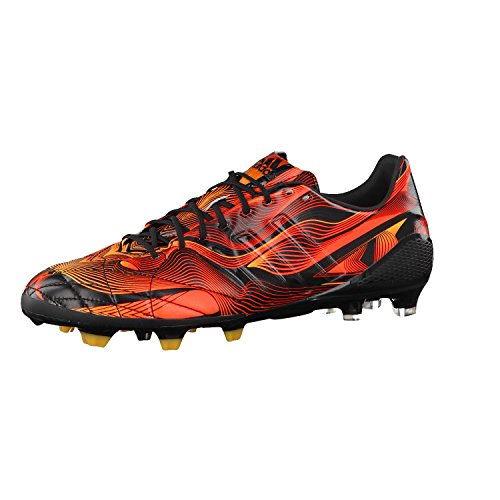 Adidas 11pro Crazylight Mens Firm Ground Football Boots - Orange-12.5
