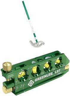 Greenlee 842AH Site Rite Aluminum Hand Bender Head With Handle, 1