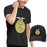 Baostic Camisetas y Tops Hombre Polos y Camisas, FFA Organization...