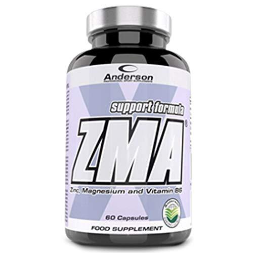 ZMA [60 CPS] - ANDERSON - Zinco, magnesio e vitamina B6