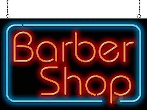 Barber Shop Neon Sign