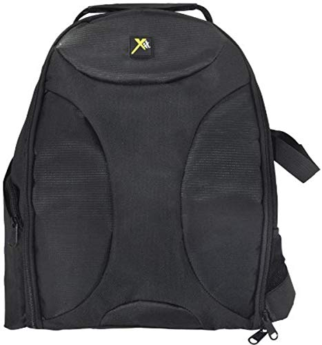 Xit XTBP Deluxe Digital Camera/Video Padded Backpack (Black)