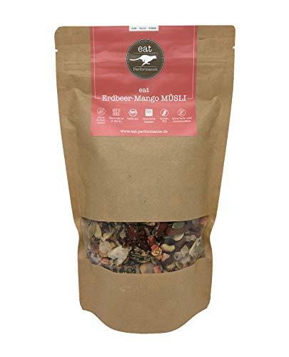 eat Performance® Sommer Müsli (1000g) - Bio, Paleo, Glutenfreies Granola Aus 100% Natürlichen Zutaten