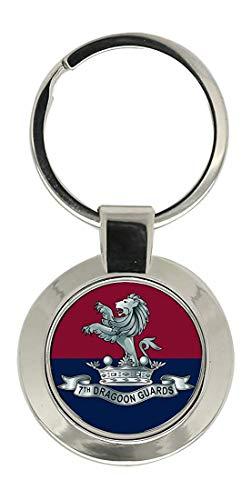 7th Dragoner Guards, Britische Armee Schlüsselanhänger