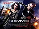 Survivor – Pierce Brosnan – US Movie Wall Poster Print
