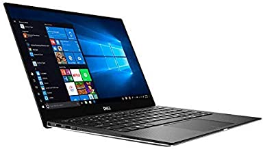"Dell XPS7390 13"" InfinityEdge Touchscreen Laptop, Newest 10th Gen Intel i5-10210U, 8GB RAM, 256GB SSD, Windows 10 Home (Re..."
