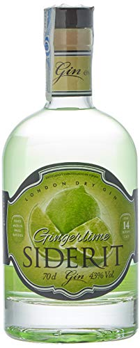 Gin Siderit Ginger Lime