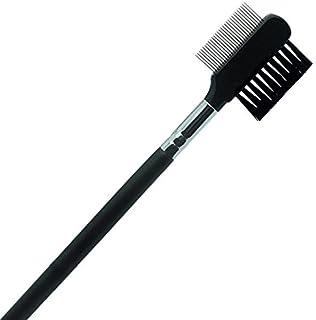TOOGOO 眉毛とまつげ用の櫛 延長ブラシ 美容メイクツー