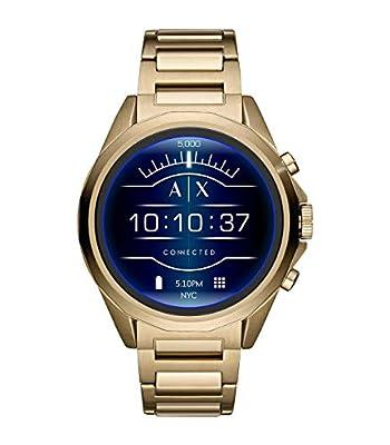 Armani Exchange Herren-Smartwatch mit Edelstahl Armband AXT2001 zu einem TOP Preis.