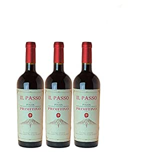 Rotwein-Italien-Primitivo-Il-Passo-Puglia-trocken-3x075L